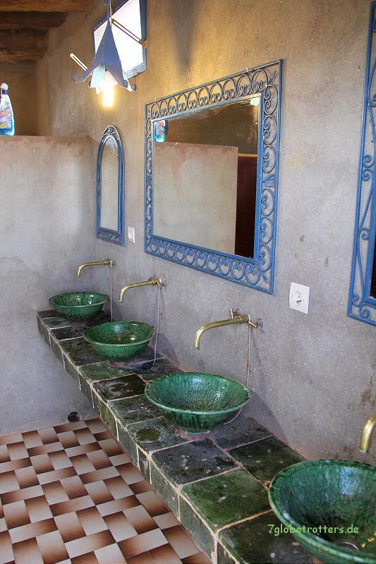 Marokkanischer Zeltplatz