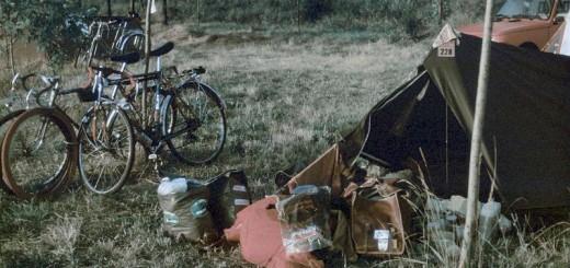 Campingplatz Eger, Ungarn