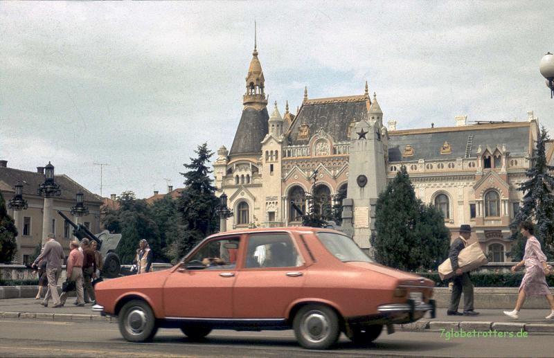 Oradea, Rumänien, 1988