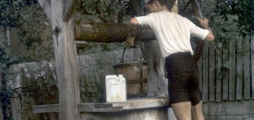 Wasser fassen