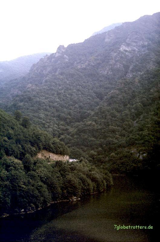 Stausee Krichim in Bulgarien