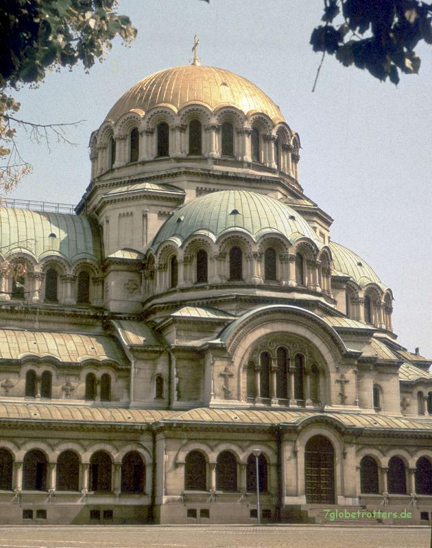 Alexander-Newski-Kathedrale Sofia