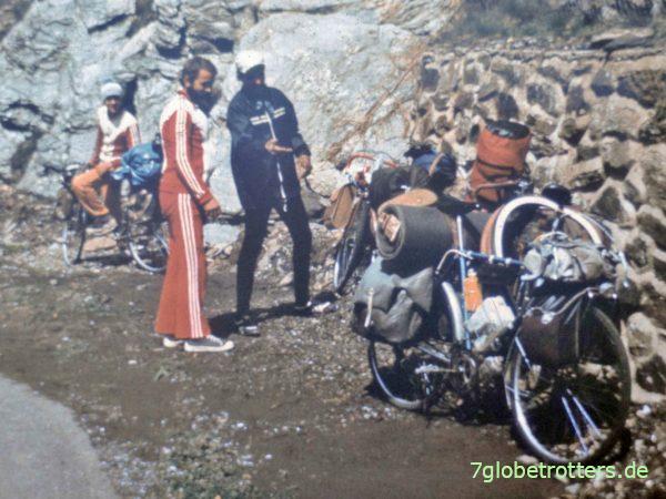 Radlertreff Transfagaras 1988