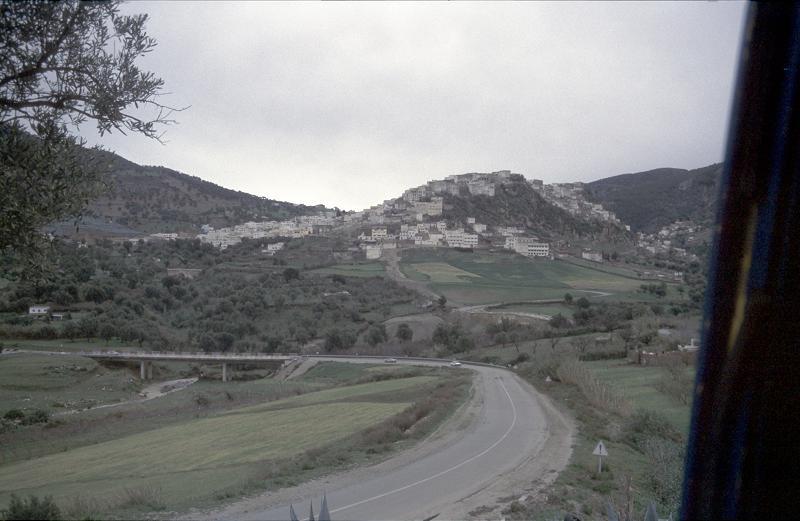 Moulay Idriss, Heilige Stadt zwischen dem Rif - Gebirge und Meknes