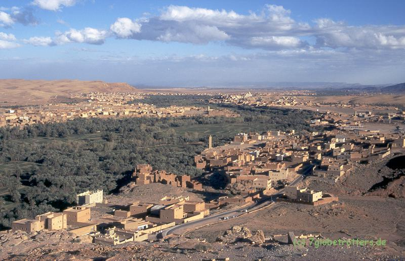 1996 Marokko: Die Oase von Tinerhir