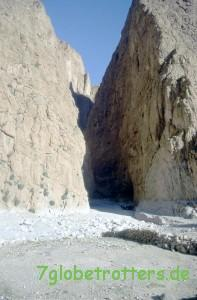 Eingang zur Todraschlucht