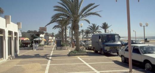 Der Düdo in Agadir