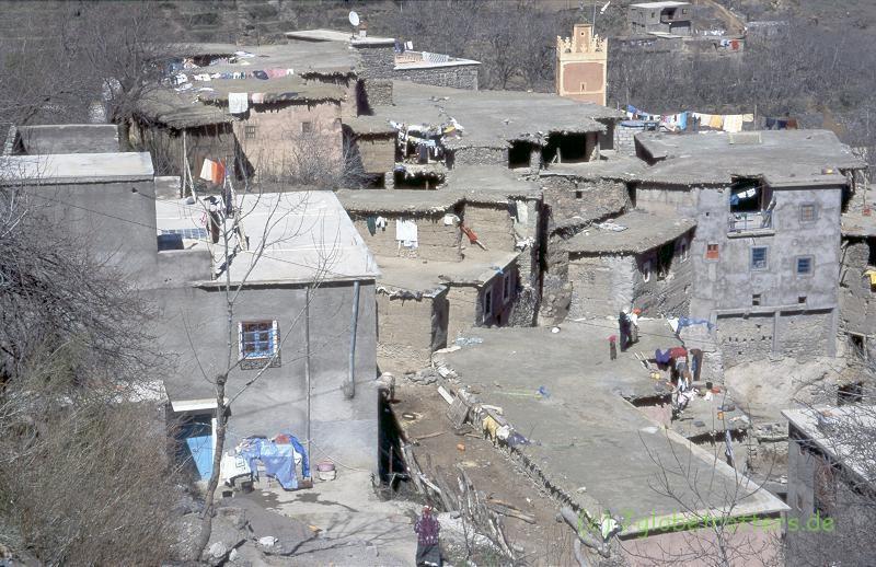 Imlil am Djebel Toubkal