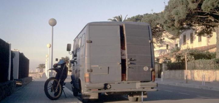 Anreise nach Marokko: Endlich Sonne in Spanien