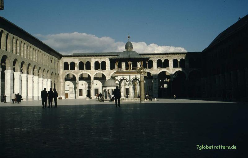 Moschee von Damaskus