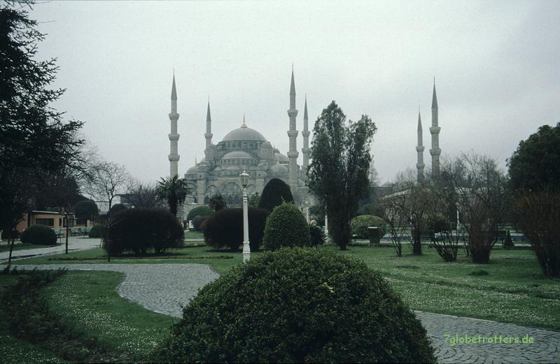 1997 Hagia Sophia