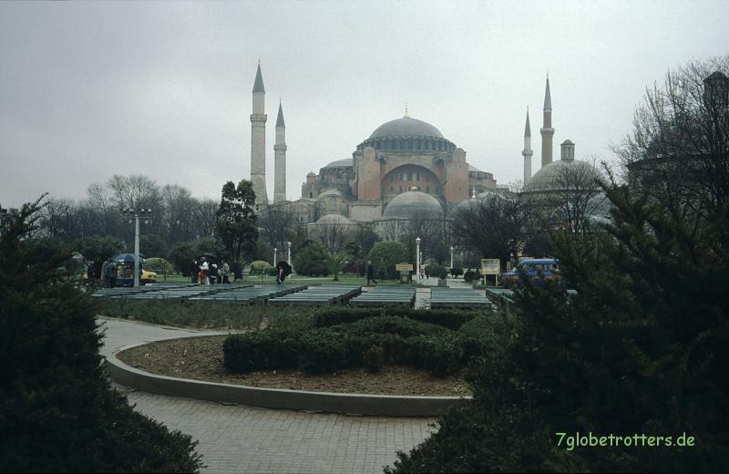 Das ist nicht der Basar von Istanbul