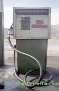 Tankstellen der Welt
