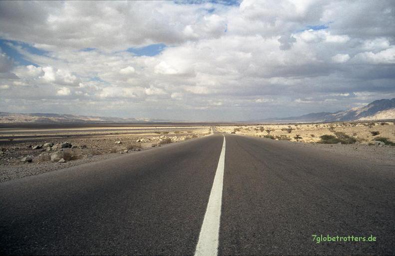 Im Wadi Araba