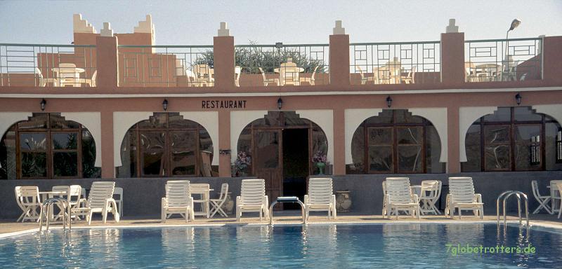 2000 Marokko, Tazzarine