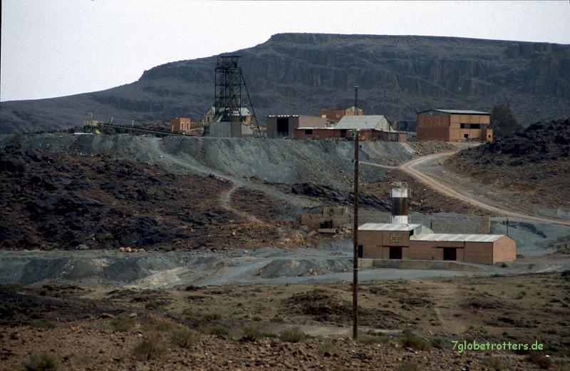 Kupfermine Bou Azzer