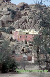 Schöne Gegend, angenehme Leute: Tafraoute