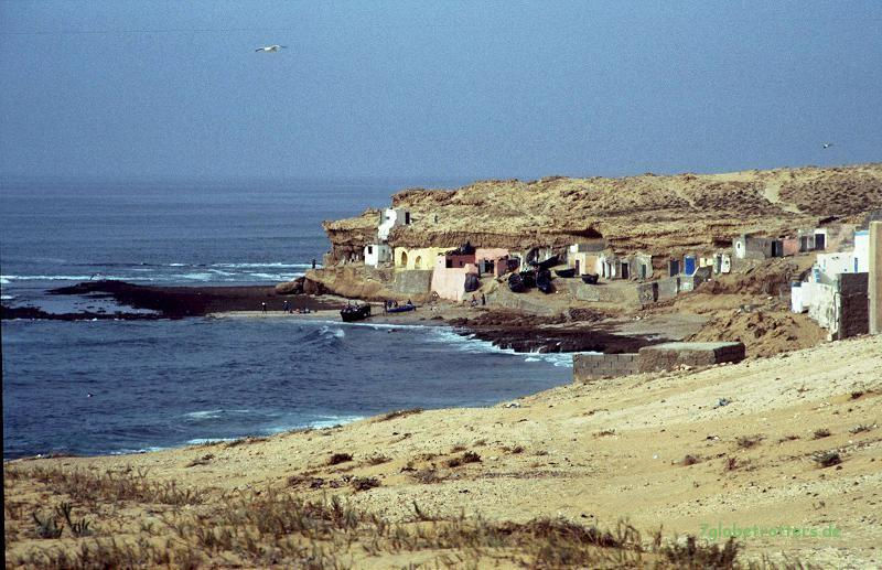 Atlantik Südmarokko