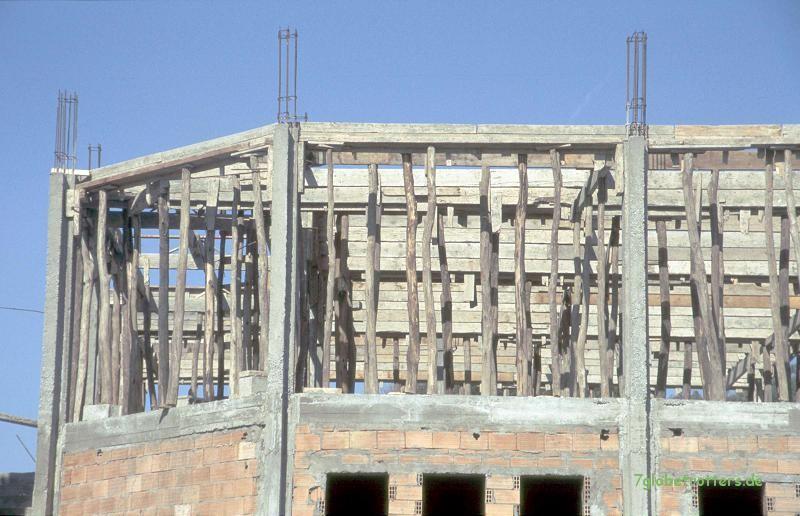Baustelle in Essaouira