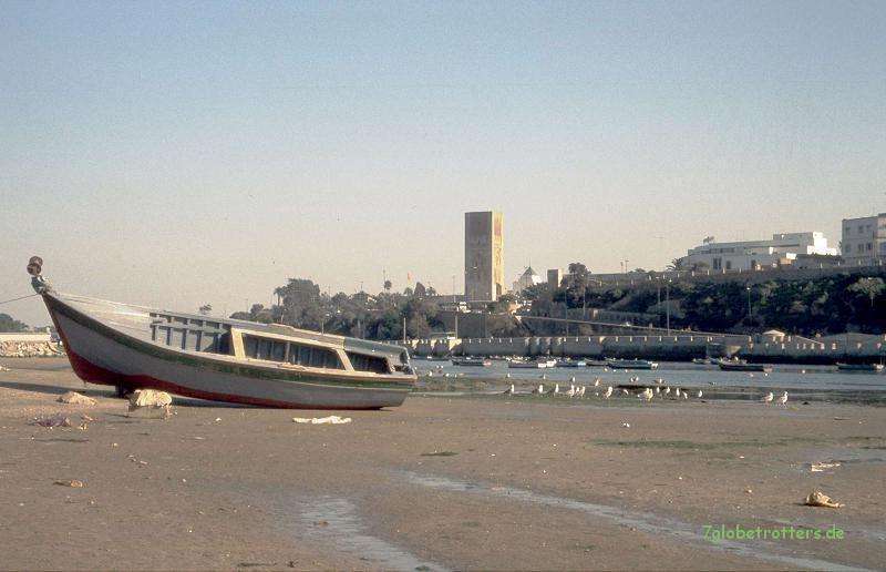 Strand von Salé
