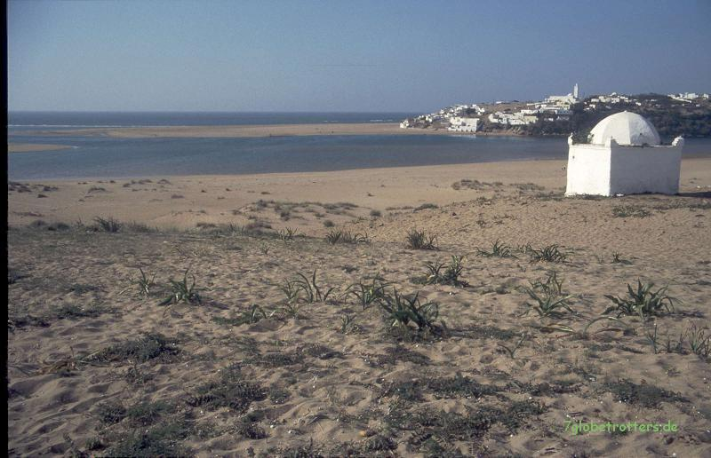 Strand bei Moulay Bousselham