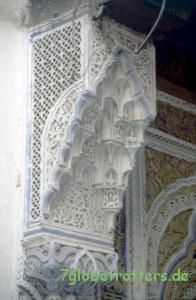 Ornamente in Fes