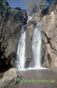 Wasserfälle von Sefrou
