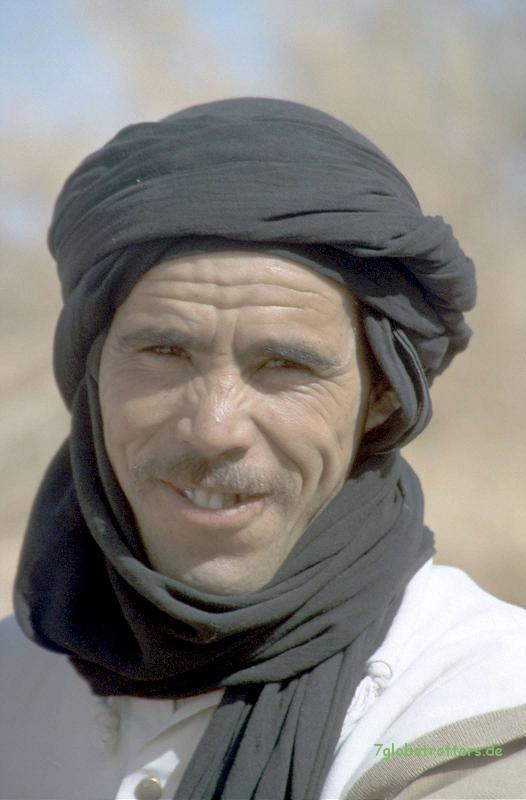 Ahmed, der Berber