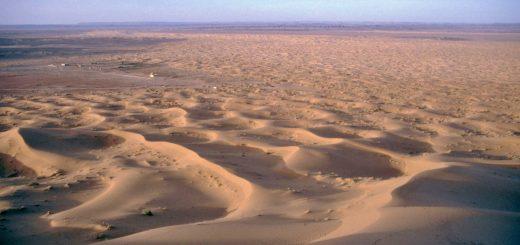 Marokko Erg Chebbi