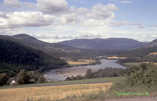 Gudebrandsdalen, Norwegen 2000