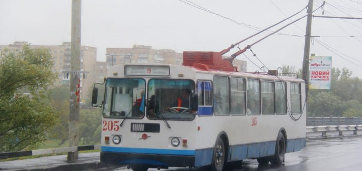 Ukraine / Chmelnyzkyj Хмельницький: O-Bus