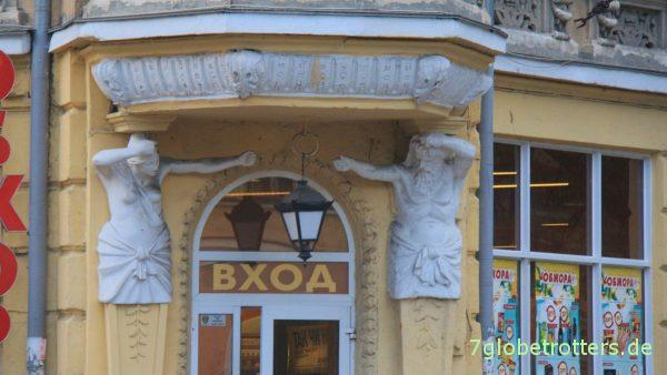 Das ehedem stolze Odessa