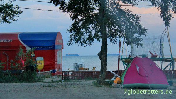 Campingplatz Odessa