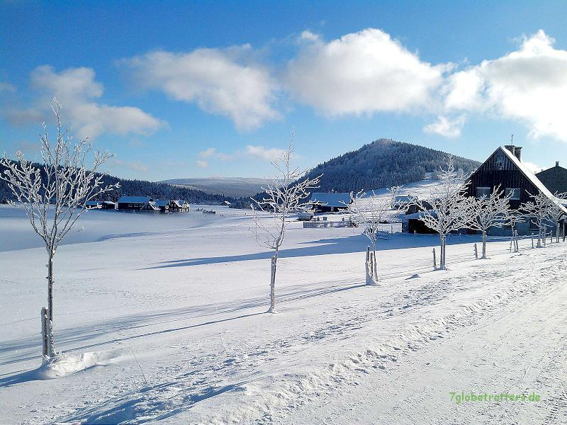 Jizerka im Isergebirge, Nordböhmen