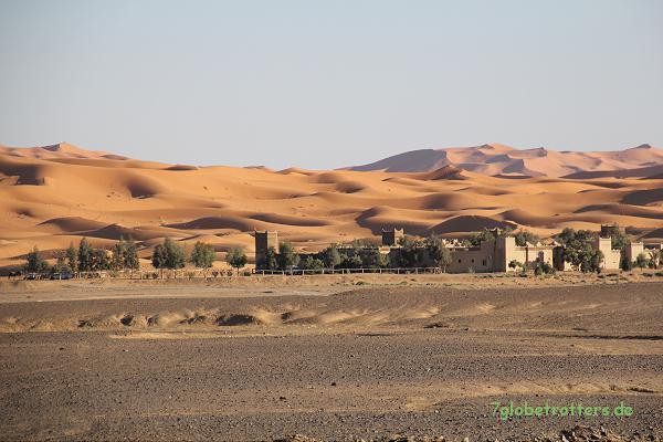 Der Erg Chebbi ist eines der Top-Ziele in Marokko