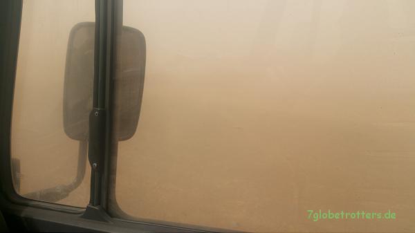 Sandsturm Marokko 2016
