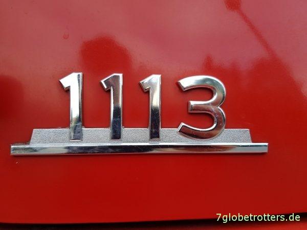 Mercedes Kurzhauber LAF 1113, A-Modell Feuerwehr
