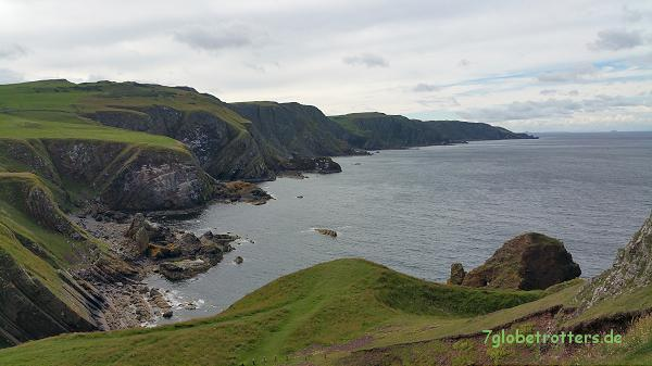 Am St. Abbs Head / Schottland
