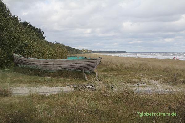 Strandidylle Zingst