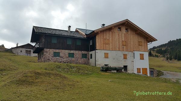 Die Brogleshütte