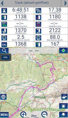Screenshot Apemap