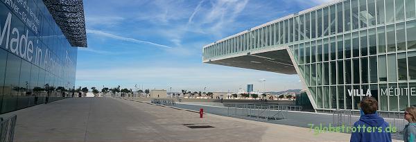 """Die """"Hafencity"""" von Marseille"""