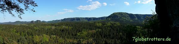 Aussicht vom Kuhstall