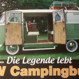 David Eccles: Die Legende lebt - VW Bulli Campingbus. Die schönsten Umbauten seit 1951