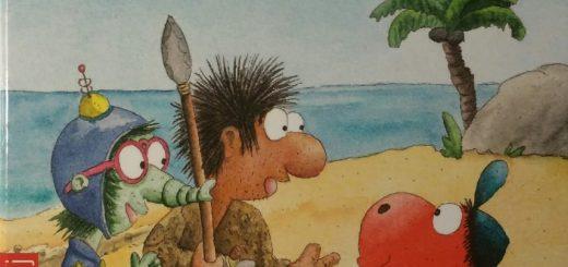 Der kleine Drache Kokosnuss in fernen Welten Titel