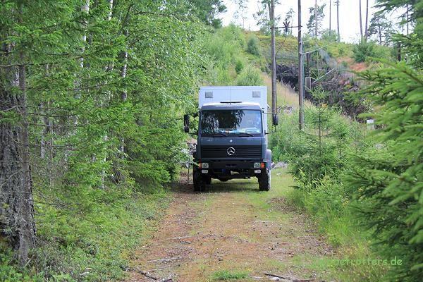 Die Kosten für den Umbau zum Expeditionsmobil hängen von den eigenen Ansprüchen ab