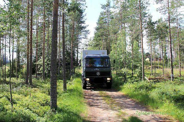 Expeditionsfahrzeug gebraucht kaufen: Sofort startklar