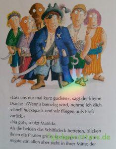 Ingo Siegner - Der kleine Drache Kokosnuss und die wilden Piraten, Seite 14