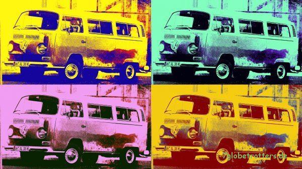 Das VW Bus T2 Schrauberhandbuch ist äußerst facettenreich