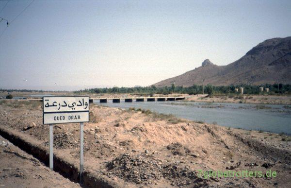 Oued Draa bei Zagora